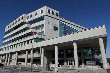Windsor Justice Facility